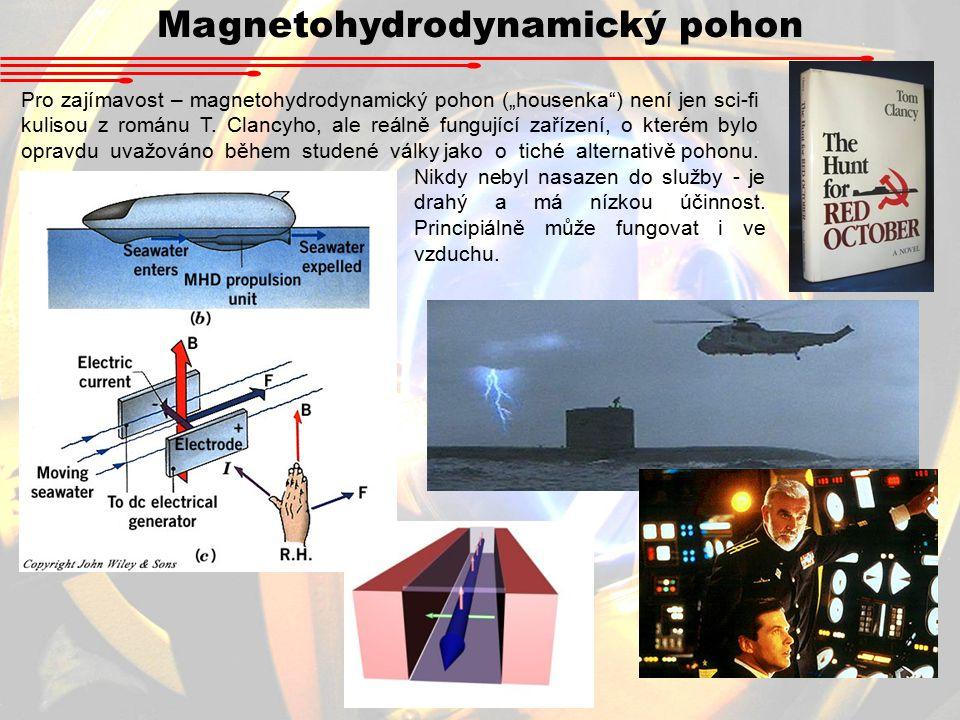 Magnetohydrodynamický pohon