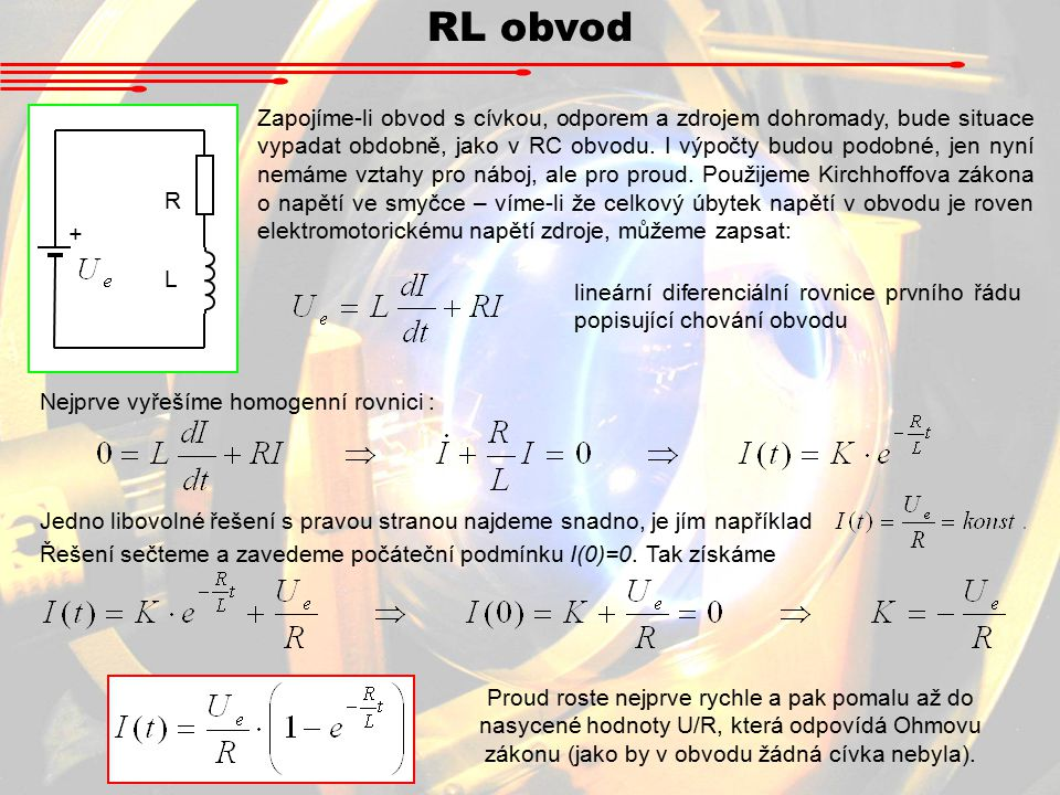 RL obvod