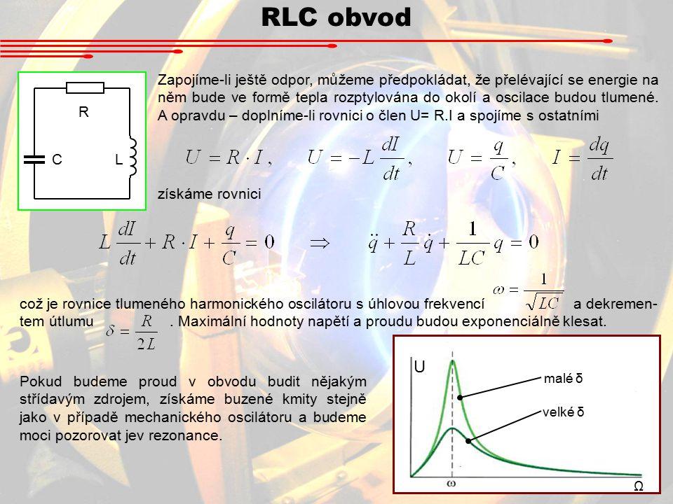 RLC obvod