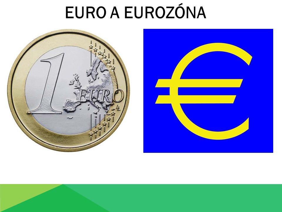 EURO A EUROZÓNA