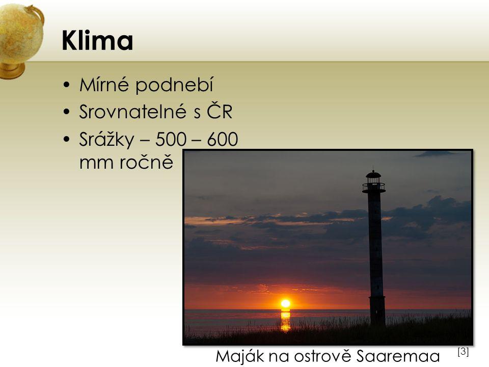 Maják na ostrově Saaremaa