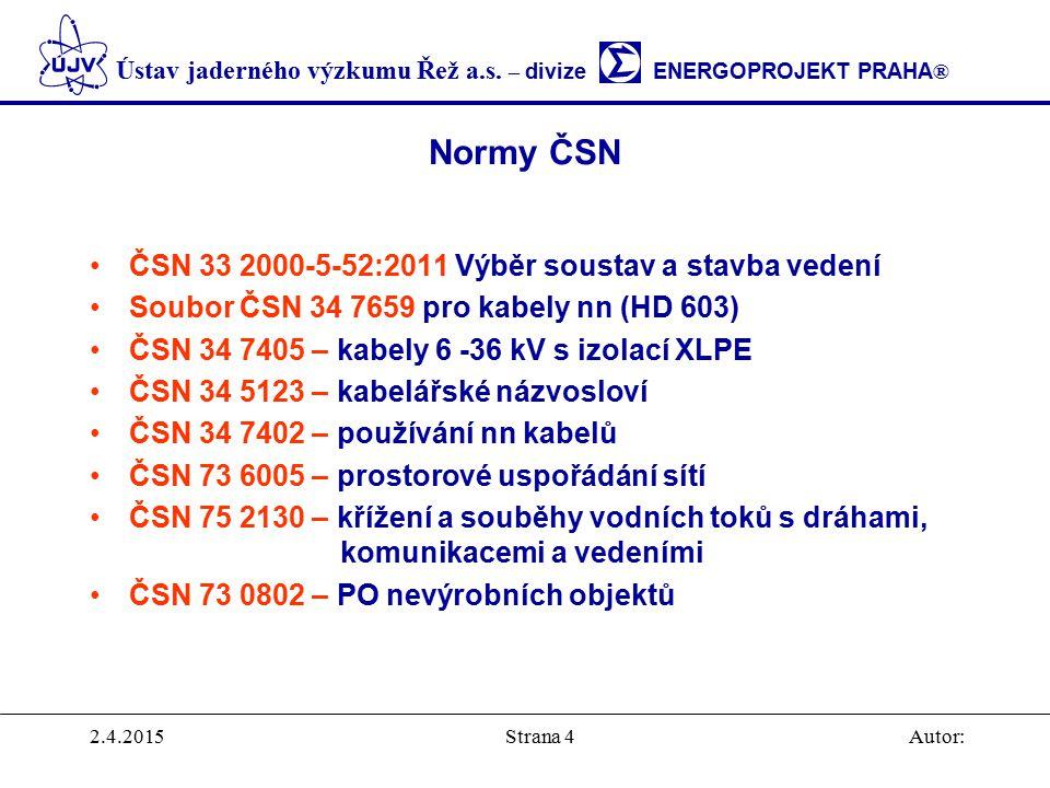 Normy ČSN ČSN 33 2000-5-52:2011 Výběr soustav a stavba vedení