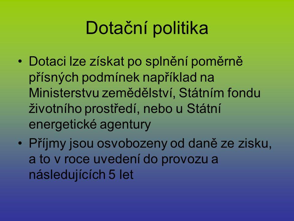 Dotační politika