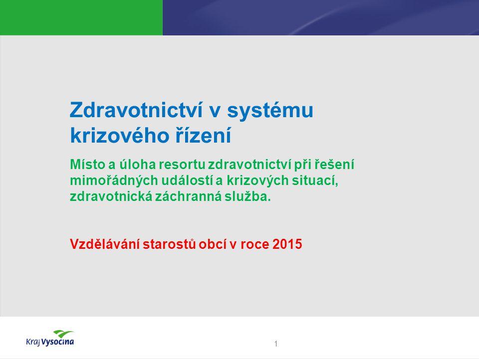 Krajský úřad Vysočina, ul. Žižkova 57, 587 33 Jihlava