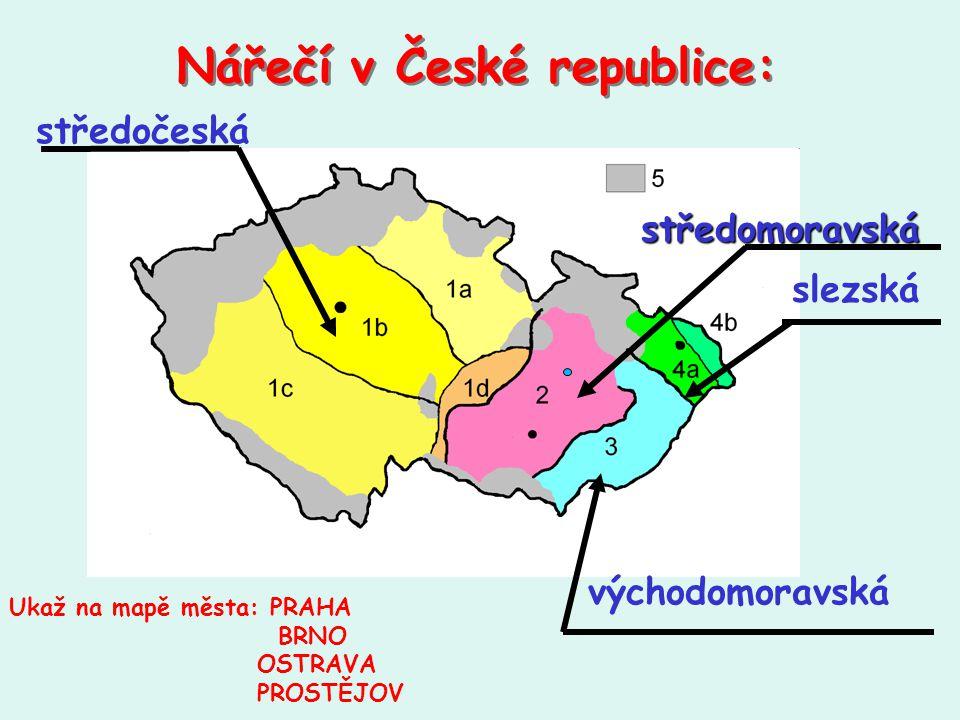 Nářečí v České republice:
