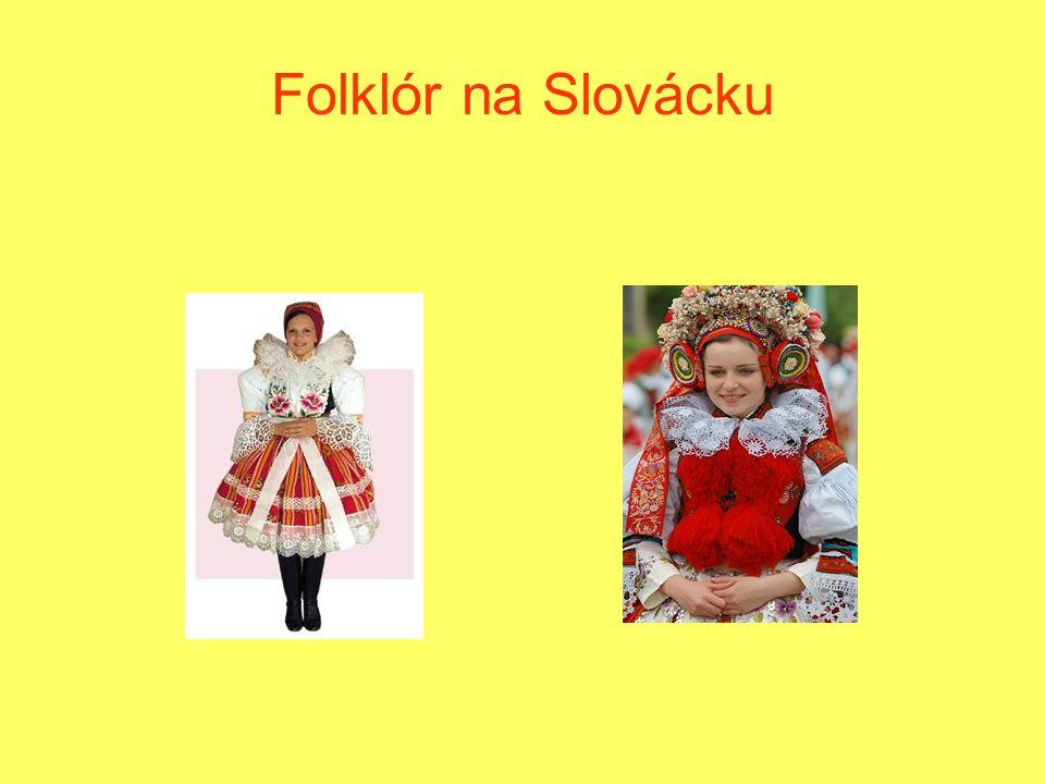 Folklór na Slovácku