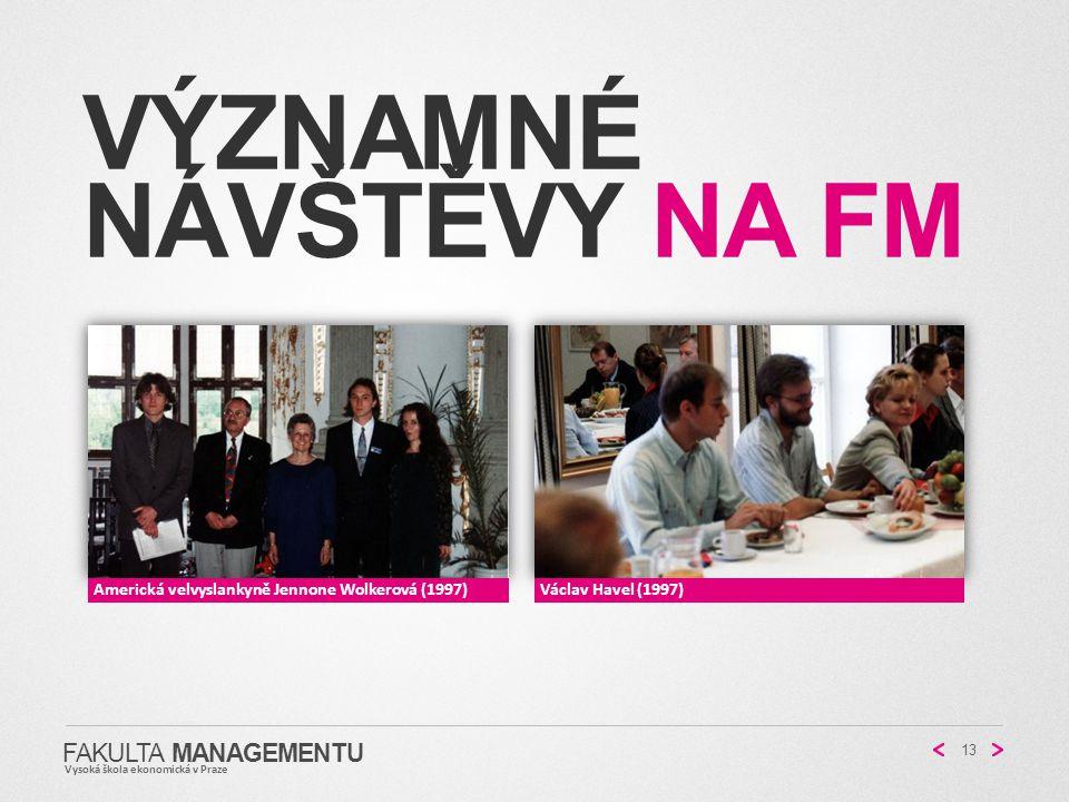 významné NÁVŠTĚVY NA FM