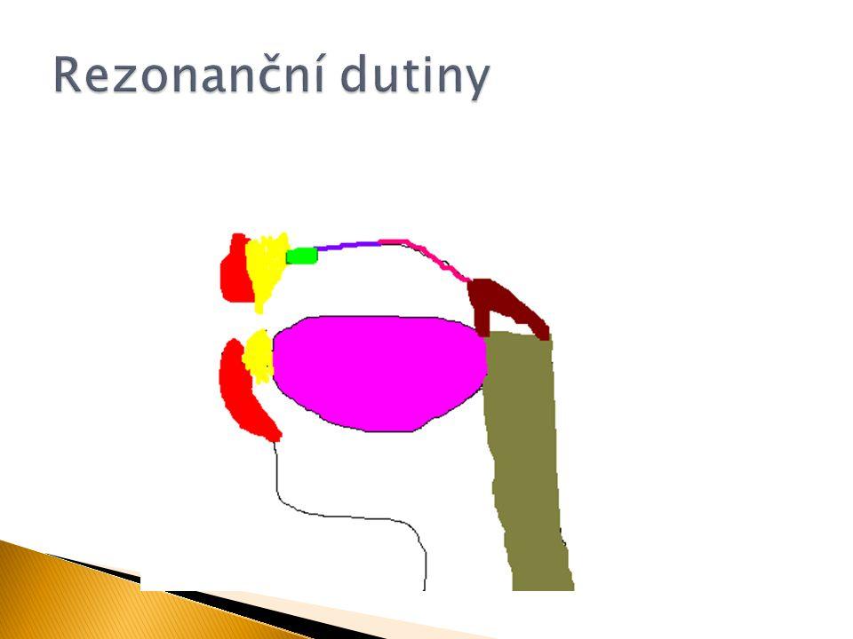 Rezonanční dutiny