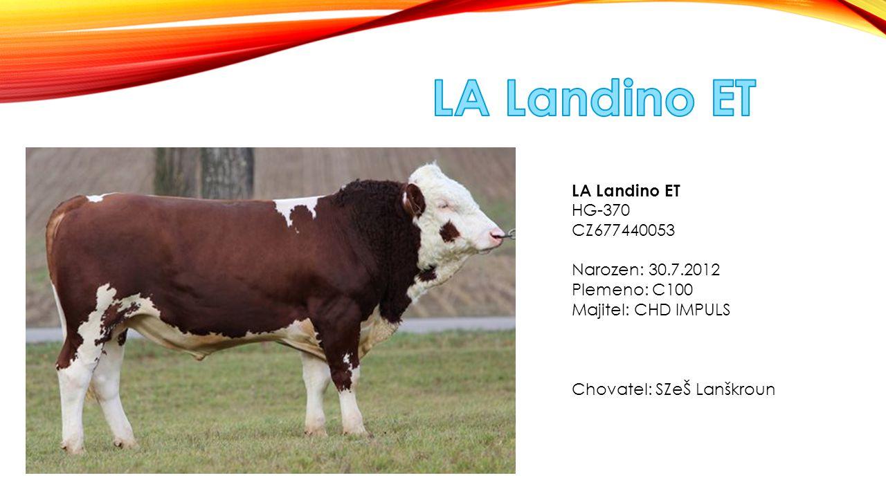 LA Landino ET LA Landino ET HG-370 CZ677440053