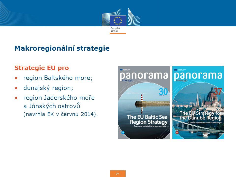 Makroregionální strategie