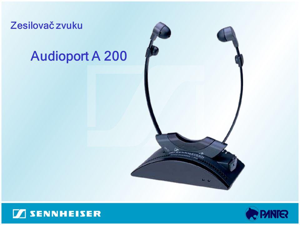 Zesilovač zvuku Audioport A 200