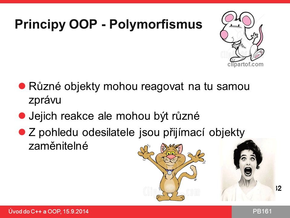 Principy OOP - Polymorfismus