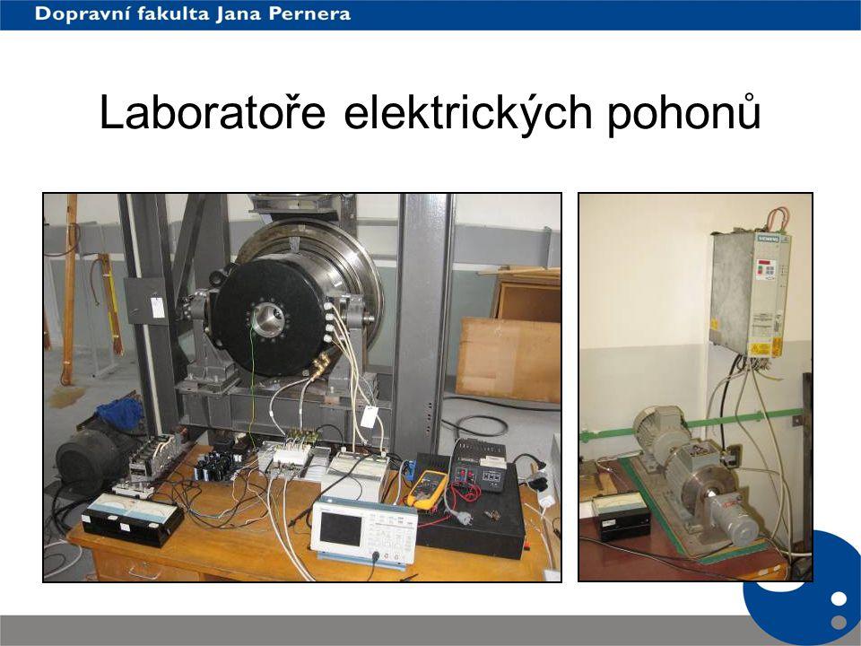 Laboratoře elektrických pohonů