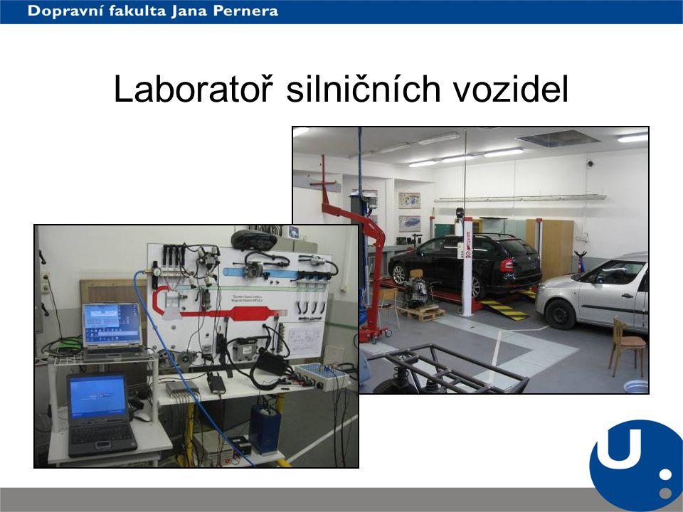 Laboratoř silničních vozidel
