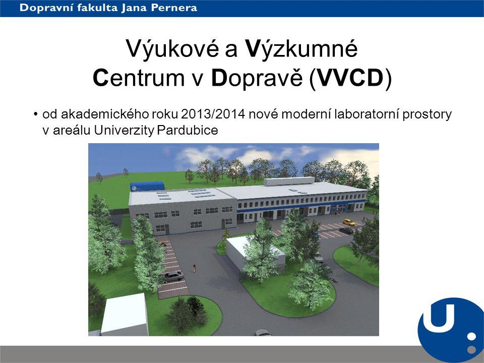 Výukové a Výzkumné Centrum v Dopravě (VVCD)