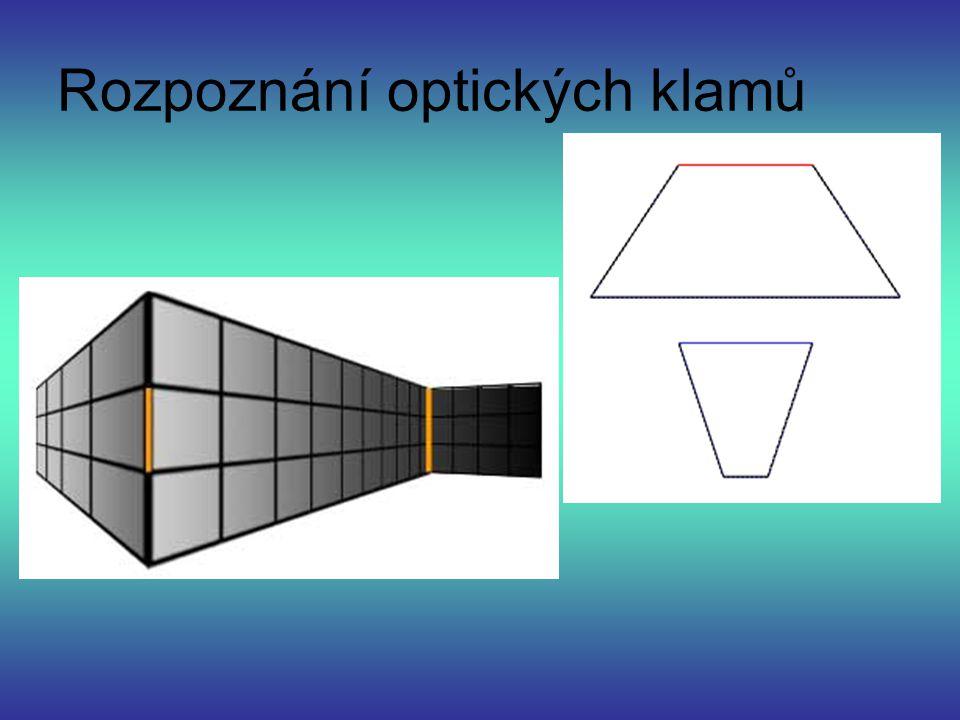 Rozpoznání optických klamů