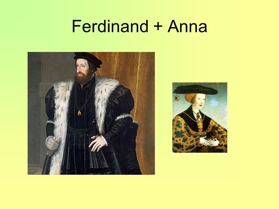 Ferdinand + Anna