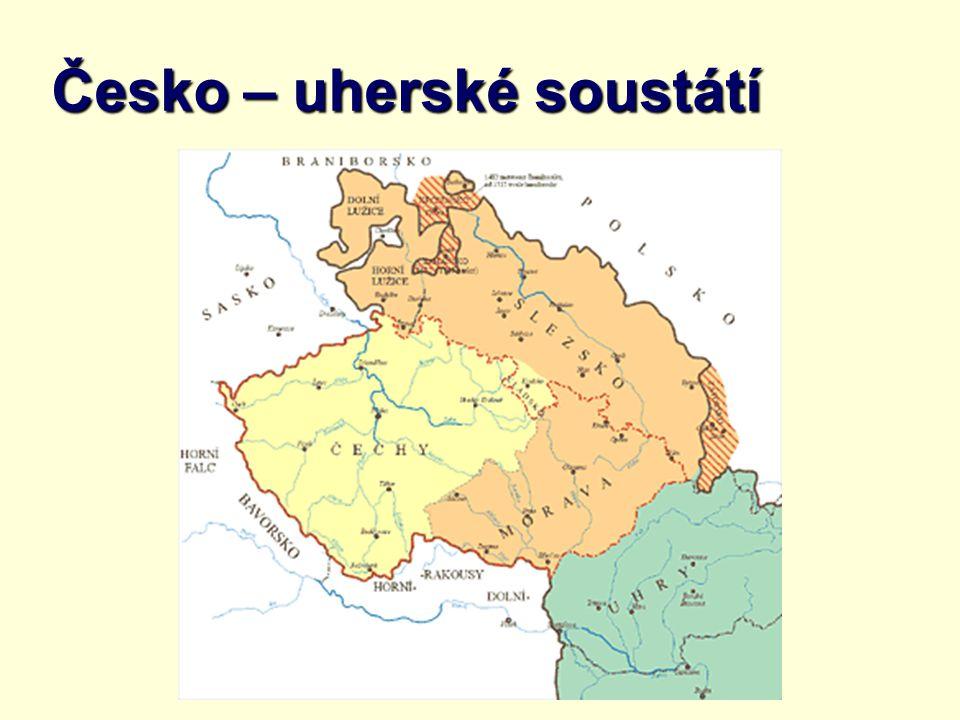 Česko – uherské soustátí