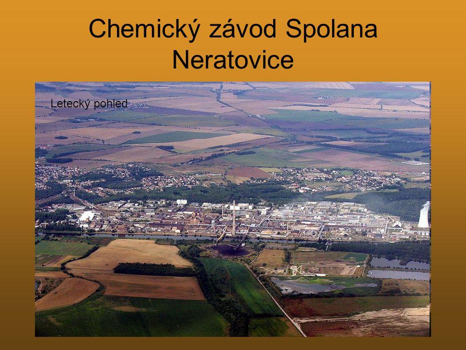 Chemický závod Spolana Neratovice