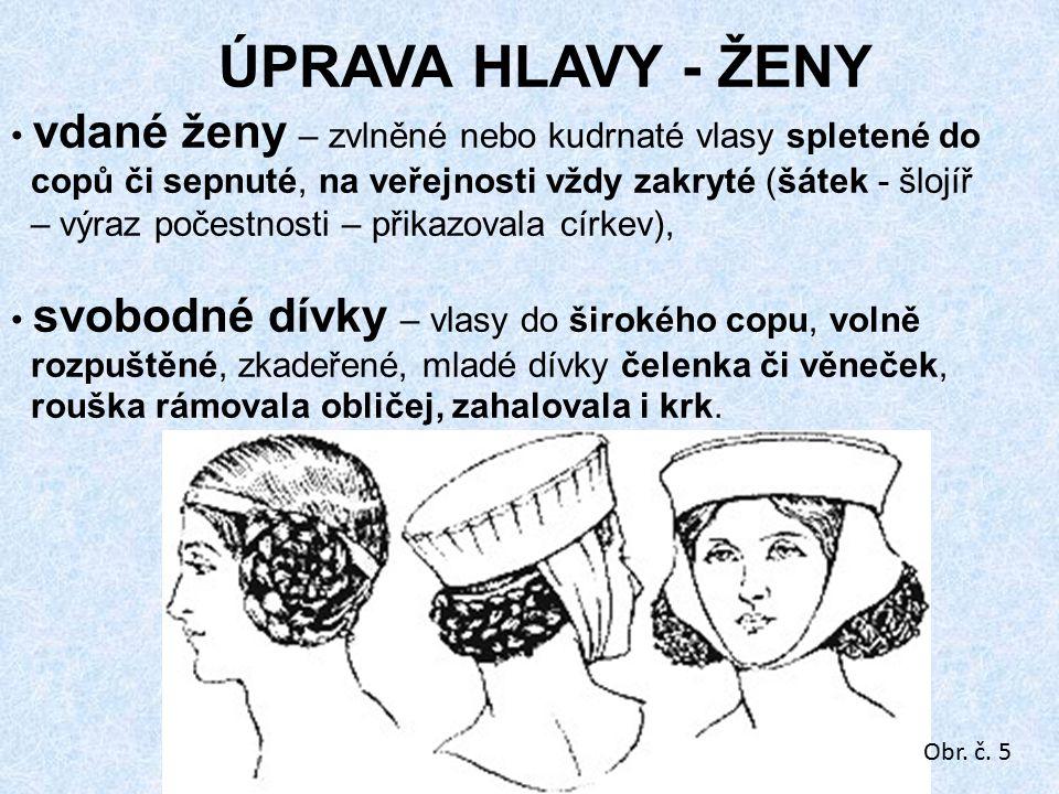ÚPRAVA HLAVY - ŽENY