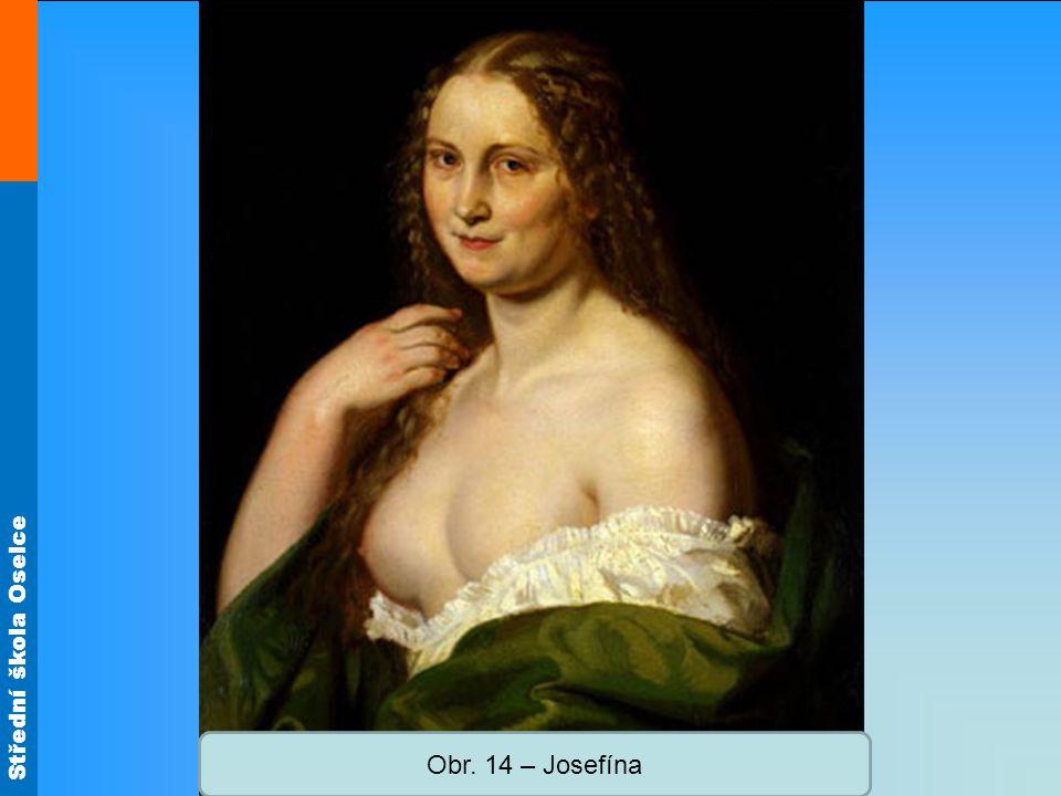 Obr. 14 – Josefína