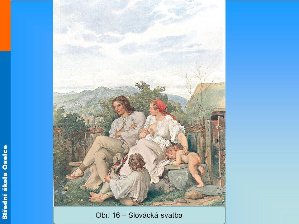 Obr. 16 – Slovácká svatba
