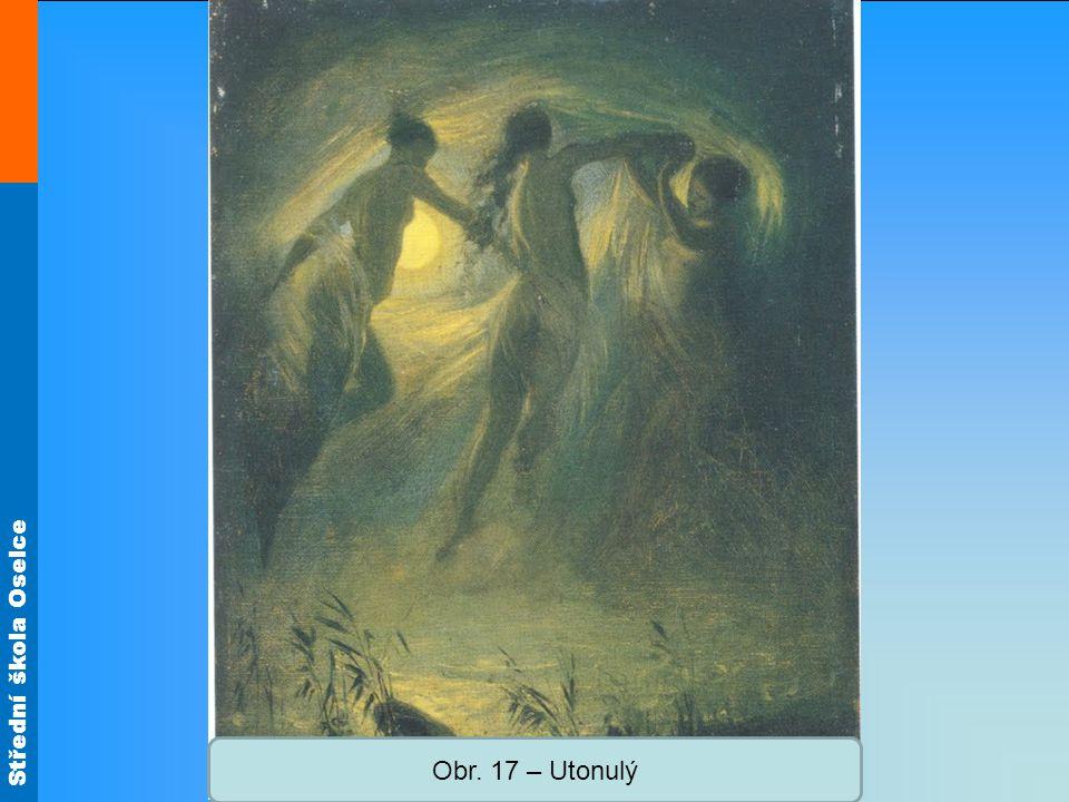 Obr. 17 – Utonulý