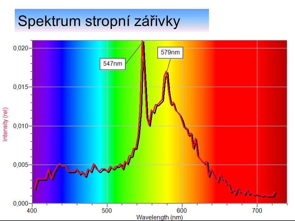 Spektrum stropní zářivky