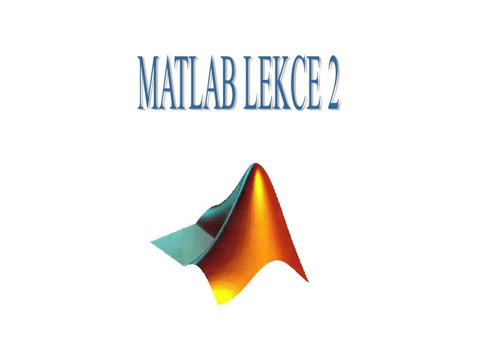 MATLAB LEKCE 2