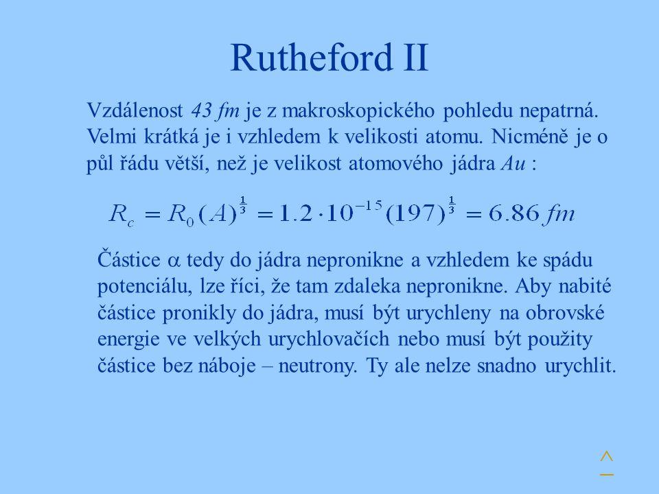 Rutheford II