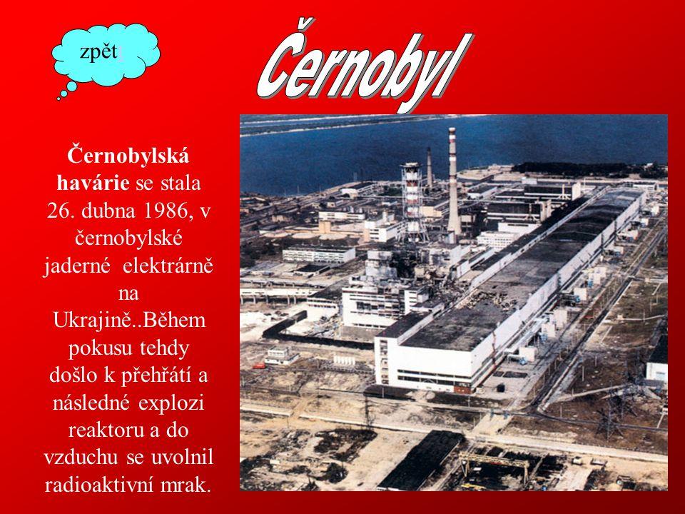 Černobyl zpětt.