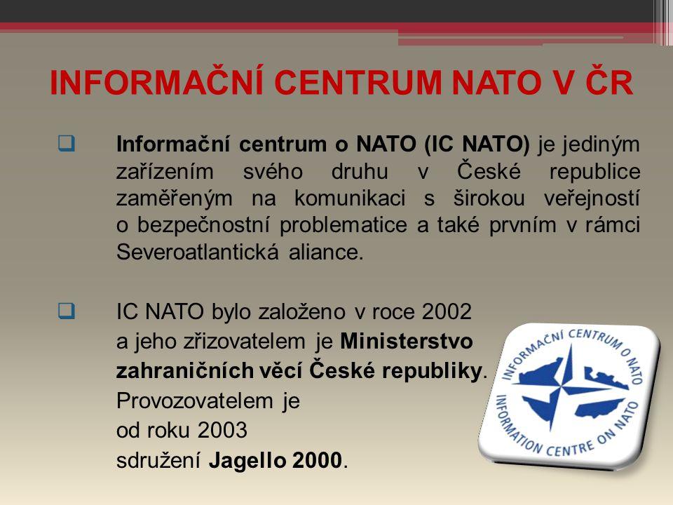 INFORMAČNÍ CENTRUM NATO V ČR