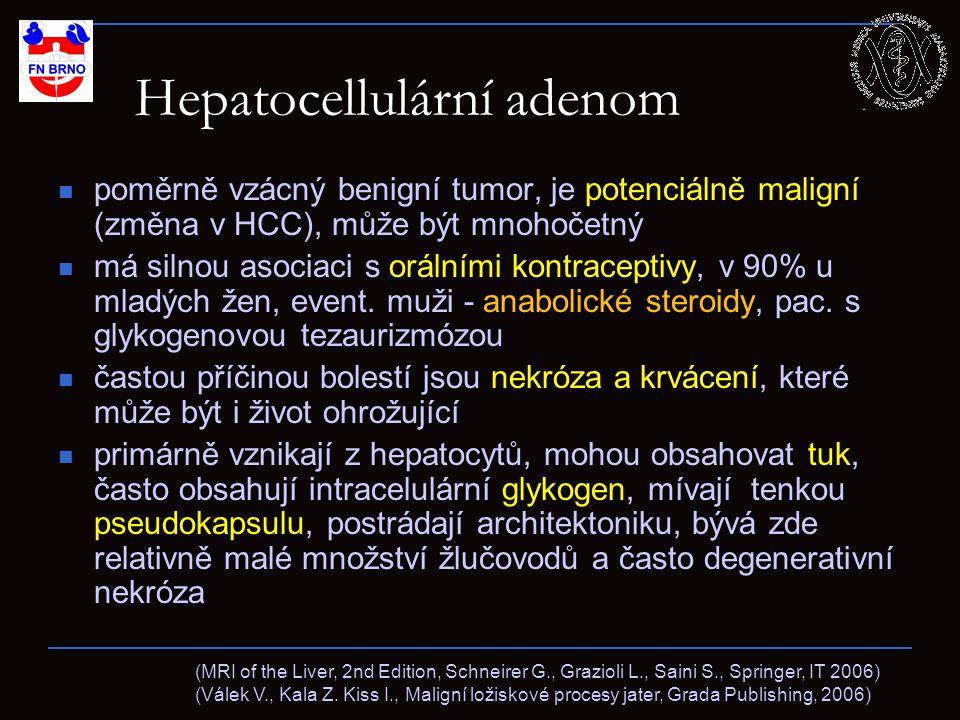 Hepatocellulární adenom
