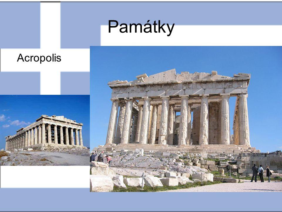 Památky Acropolis