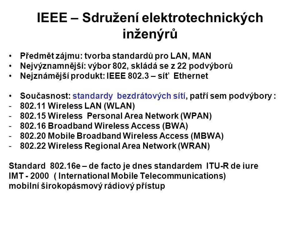 IEEE – Sdružení elektrotechnických inženýrů