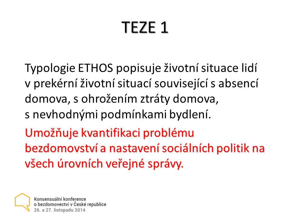 TEZE 1