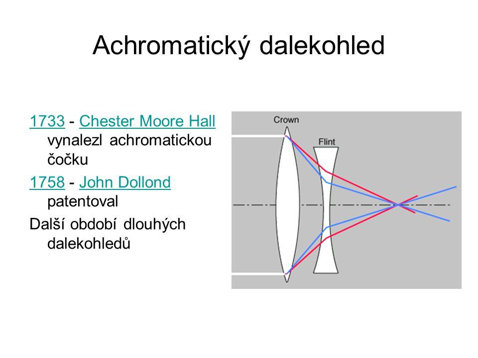 Achromatický dalekohled