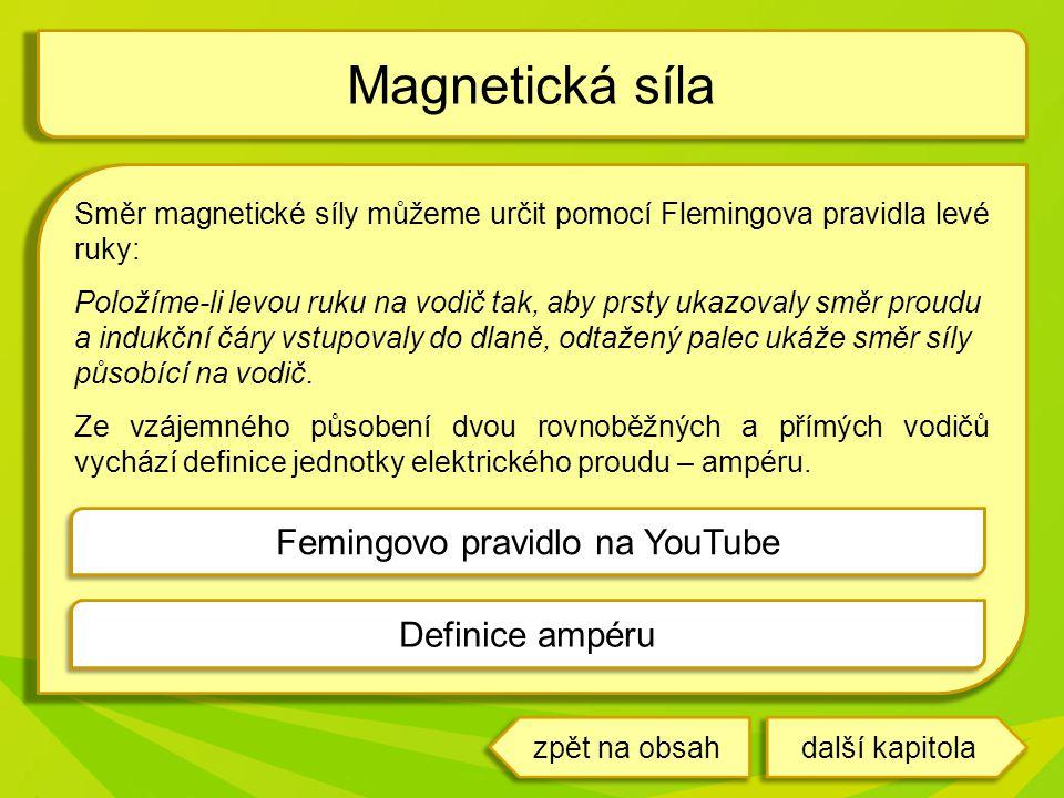 Femingovo pravidlo na YouTube