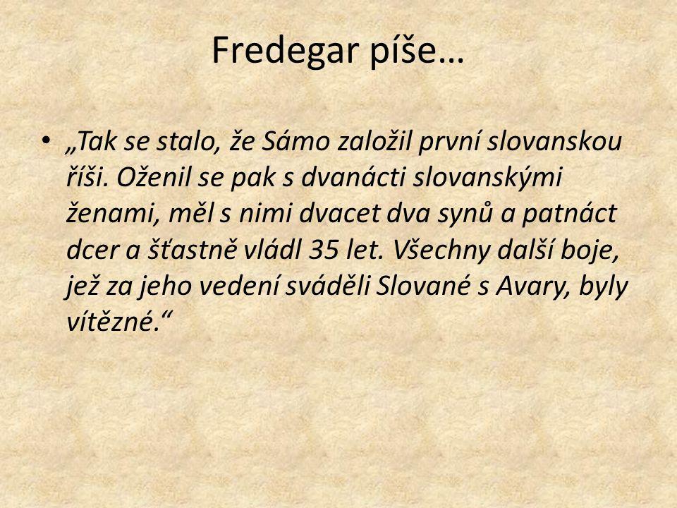 Fredegar píše…