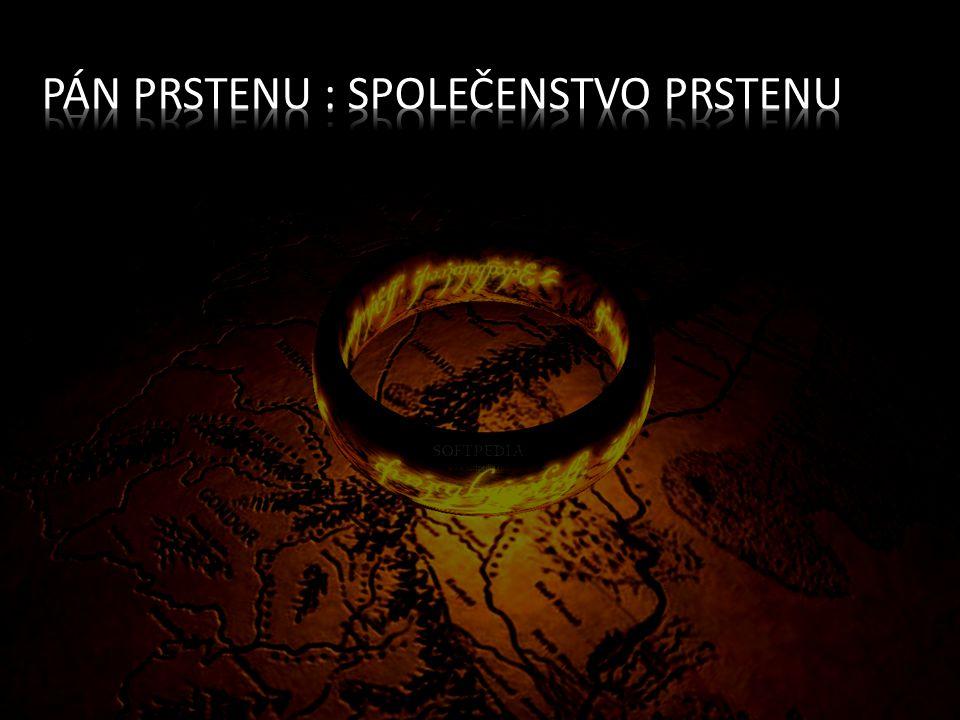 Pán prstenu : Společenstvo prstenu