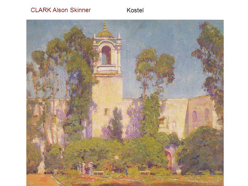 CLARK Alson Skinner Kostel