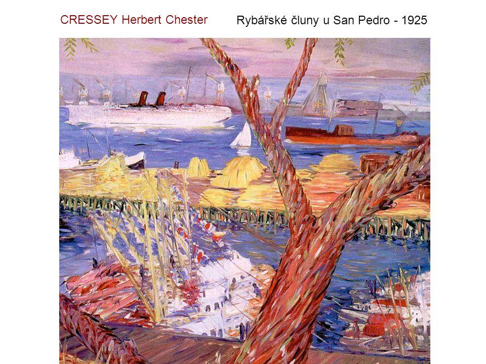 CRESSEY Herbert Chester