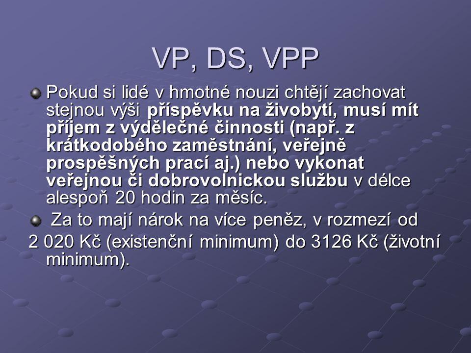 VP, DS, VPP