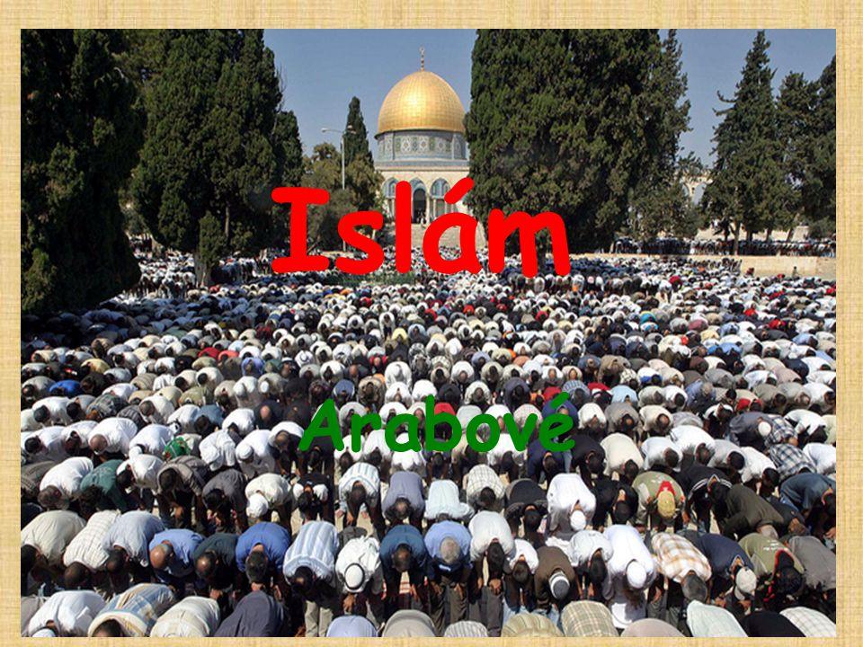 Islám Arabové