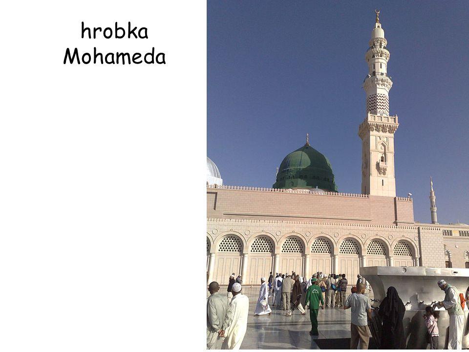 hrobka Mohameda