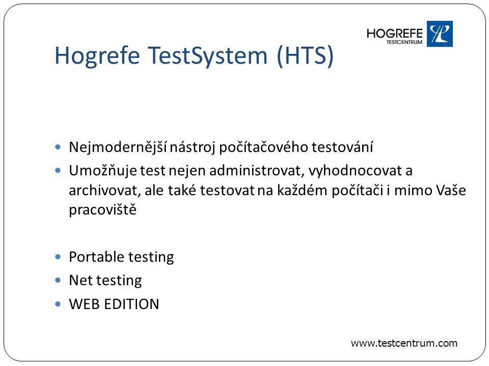Hogrefe TestSystem (HTS)