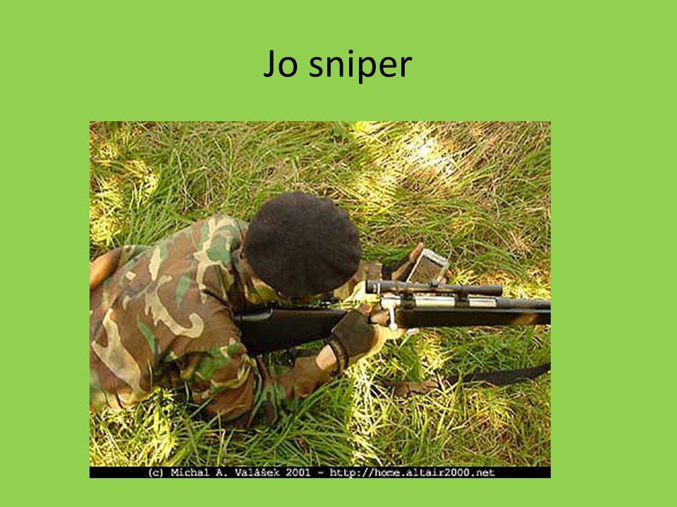 Jo sniper