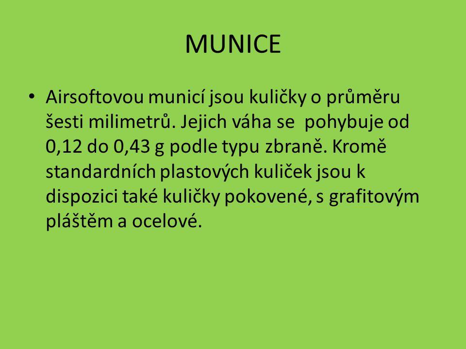 MUNICE