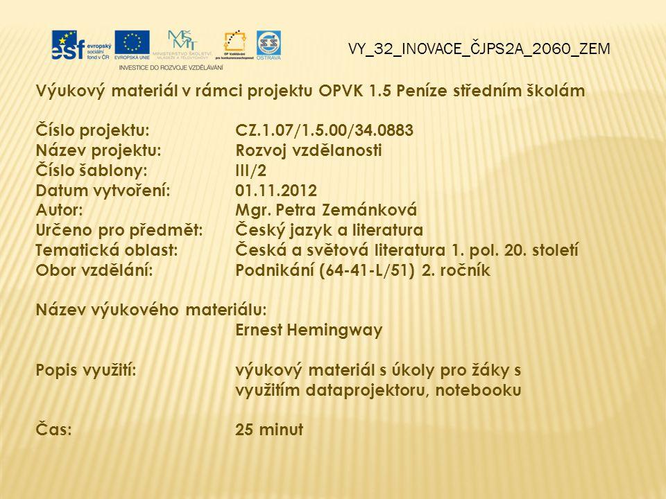 VY_32_INOVACE_ČJPS2A_2060_ZEM