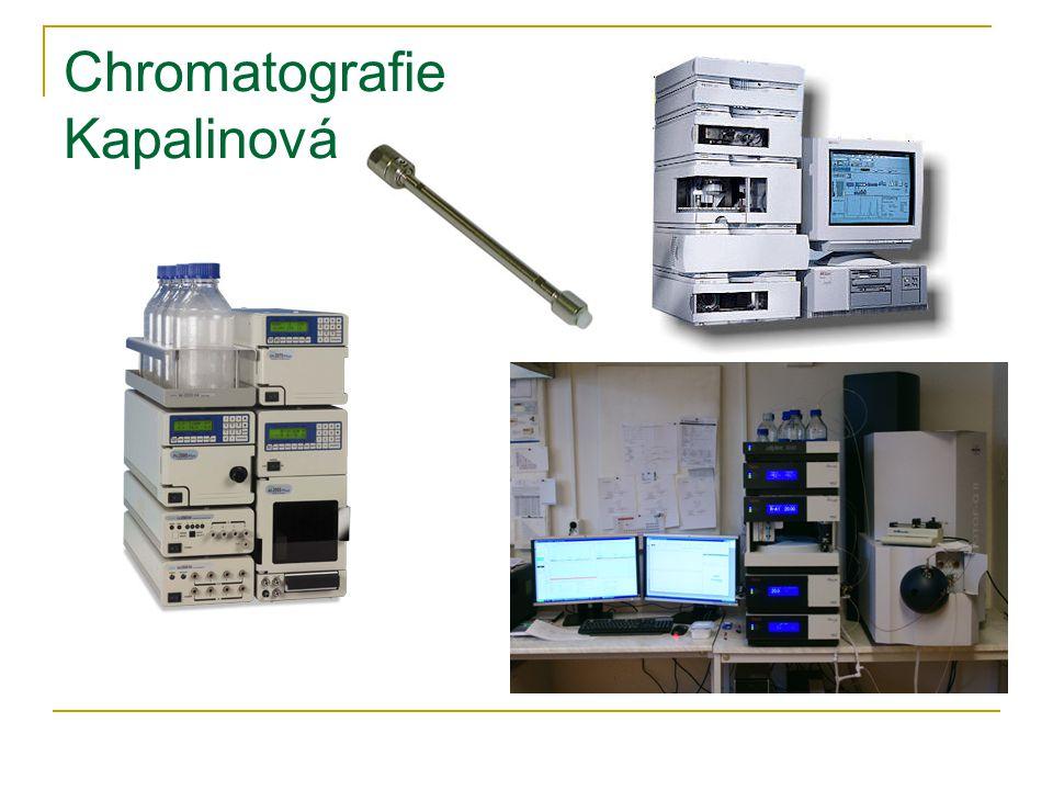 Chromatografie Kapalinová